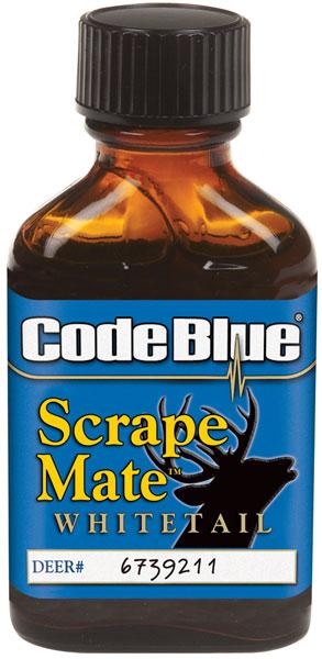 Code Blue OA1135 Scrape Mate Attractor Whitetail 1 fl oz