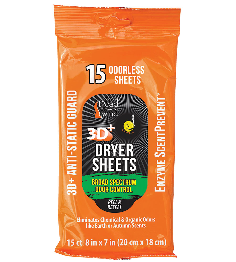 Dead Down Wind E1 Dryer Sheets 15 Count
