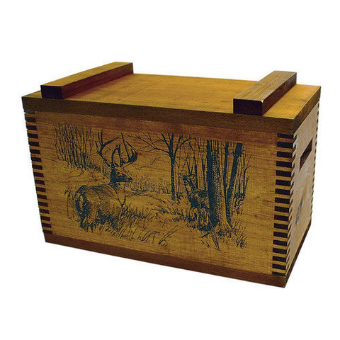 Evans Sports Ammo Case Deer