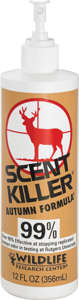 Wildlife Reseach Scent Killer Autumn 12 Bulk