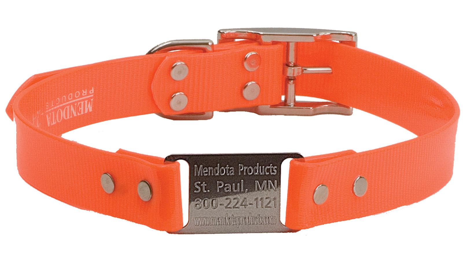 Mendota Products BIOTHN CLLR 1X14-inch ORG