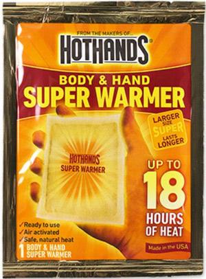 Heatmax Hand-N-BODY Warmer 40|BX