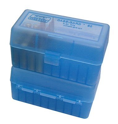 MTM RS-S-50-24 Case-Gard 50 Series Rifle Ammo Boxes