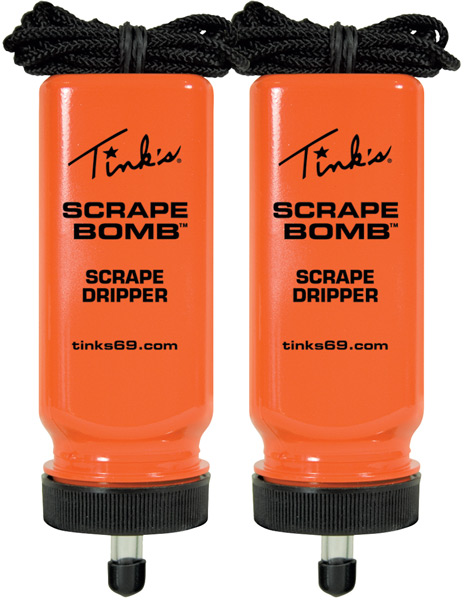 Tinks Scrape Bomb Dripper 2-pack