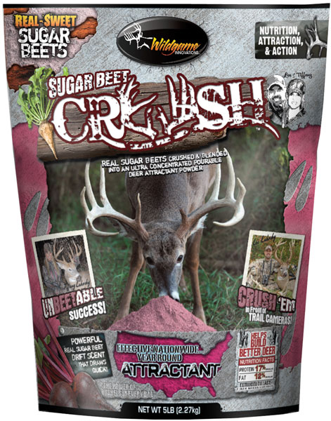 Wildgame Innovations Sugarbeet CRUSH Power 5#
