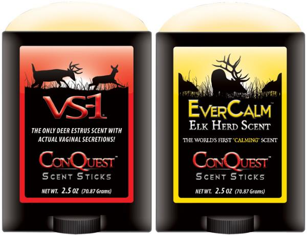 Conquest Scents Deer Scent BCS HunterS PAC