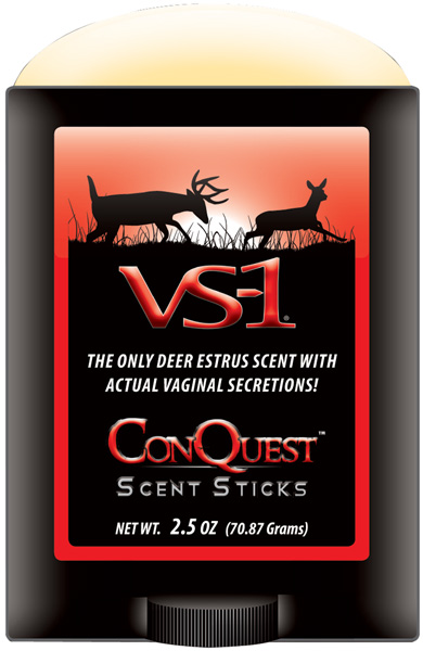 Conquest Scents Deer Scent VS-1 Stick