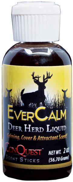 Conquest Scents EVER CALM Deer HERD Bottle