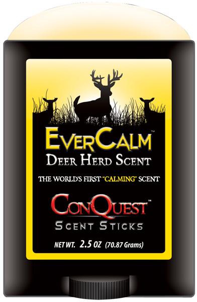 Conquest Scents EVER CALM Deer HERD Stick