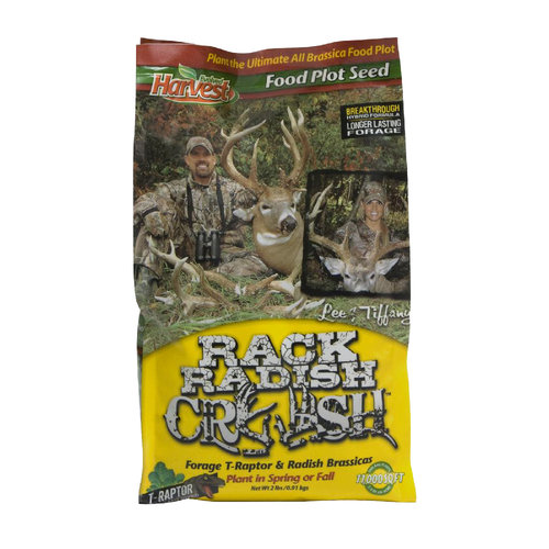 Rack Radish Crush Food Plot Blend