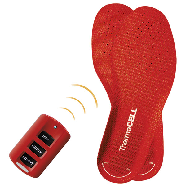 Thermacell THS01L REC Heated Insoles LG