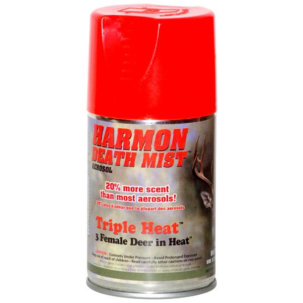 Cass Creek CCHDBAE Triple Heat Aerosol Spray Scent Doe 5 fl oz Each