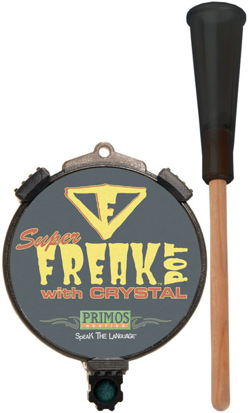 Primos Game Calls 270 Super Freak Strap-On Pot
