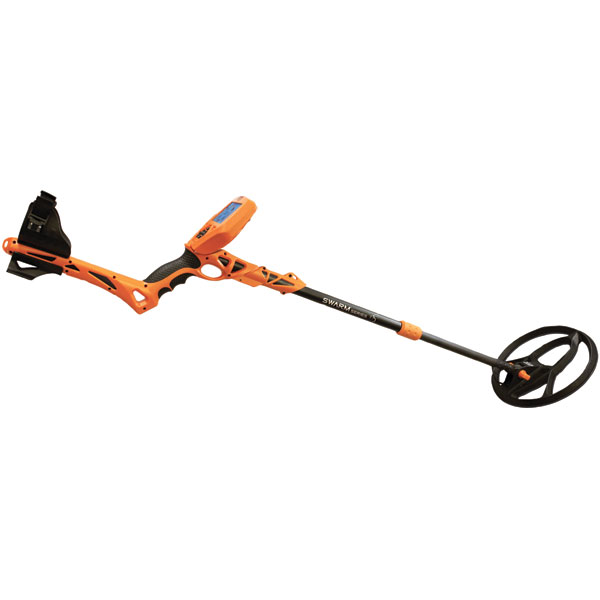 WGI Products DIG|GPS HP Metal Detector 12-inch