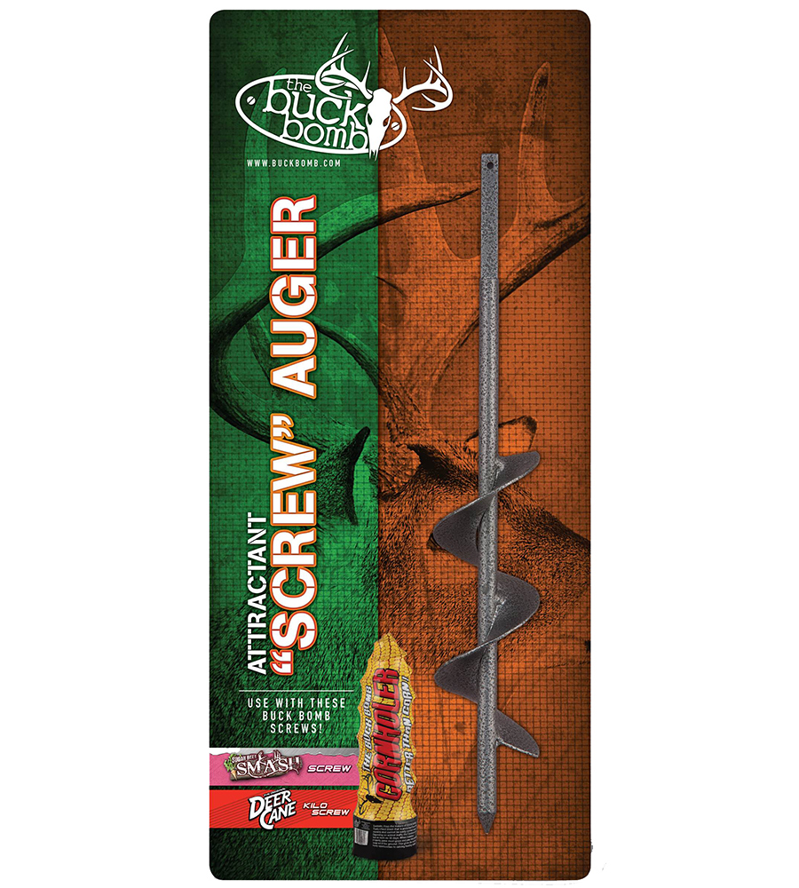 Buck Bomb THE ATTRACTANT AUGER