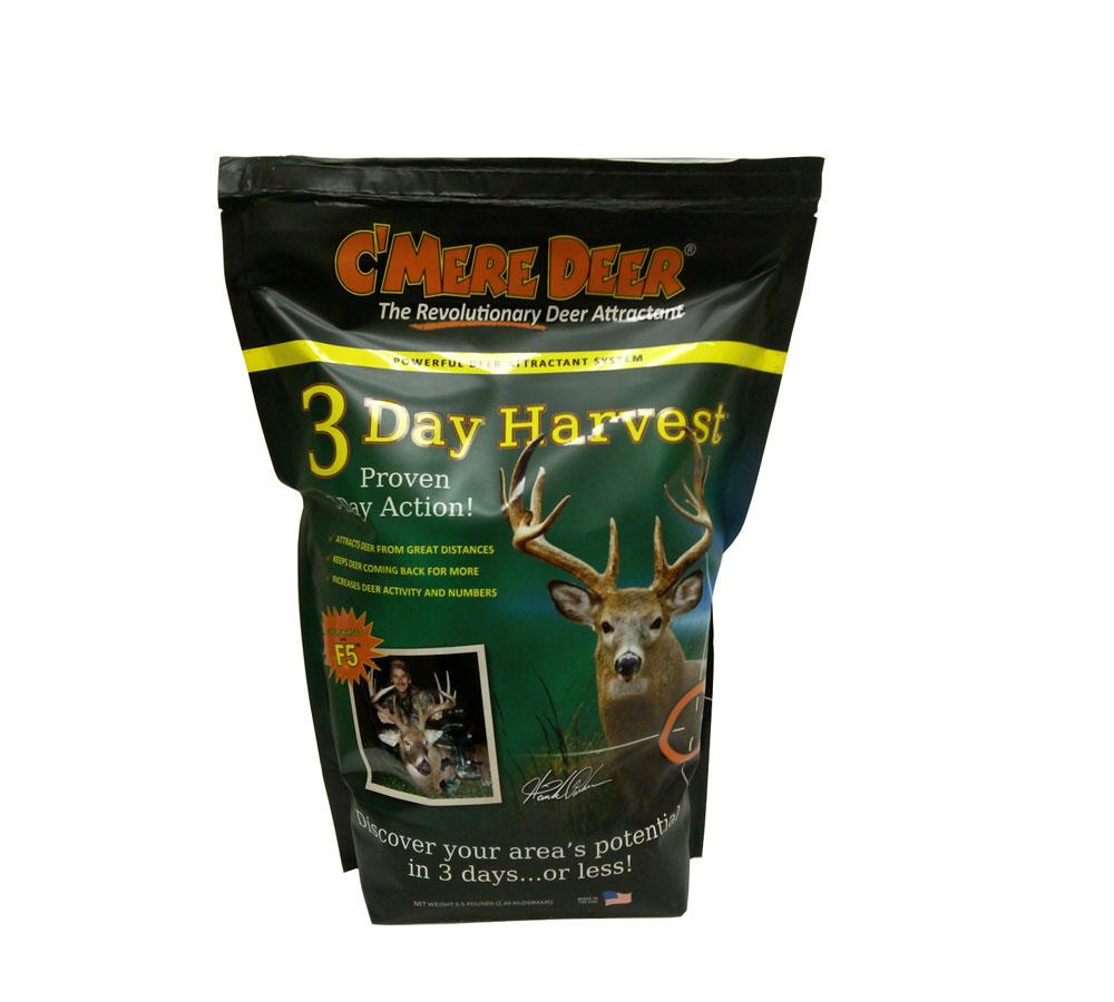 C-Mere Deer Products 3 DAY HARVEST-5.5# BAG