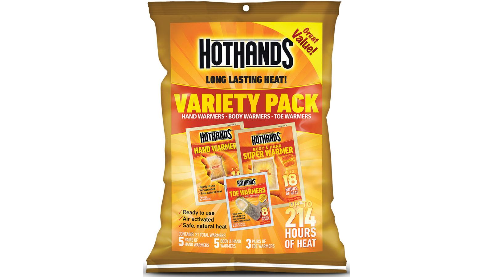 Heatmax HM07019VP Variety Pack 21
