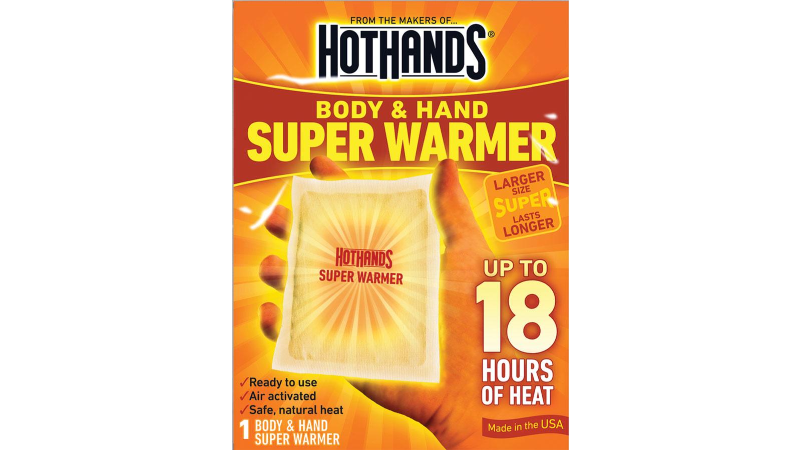 Heatmax HH1UDW320E Hothands Body