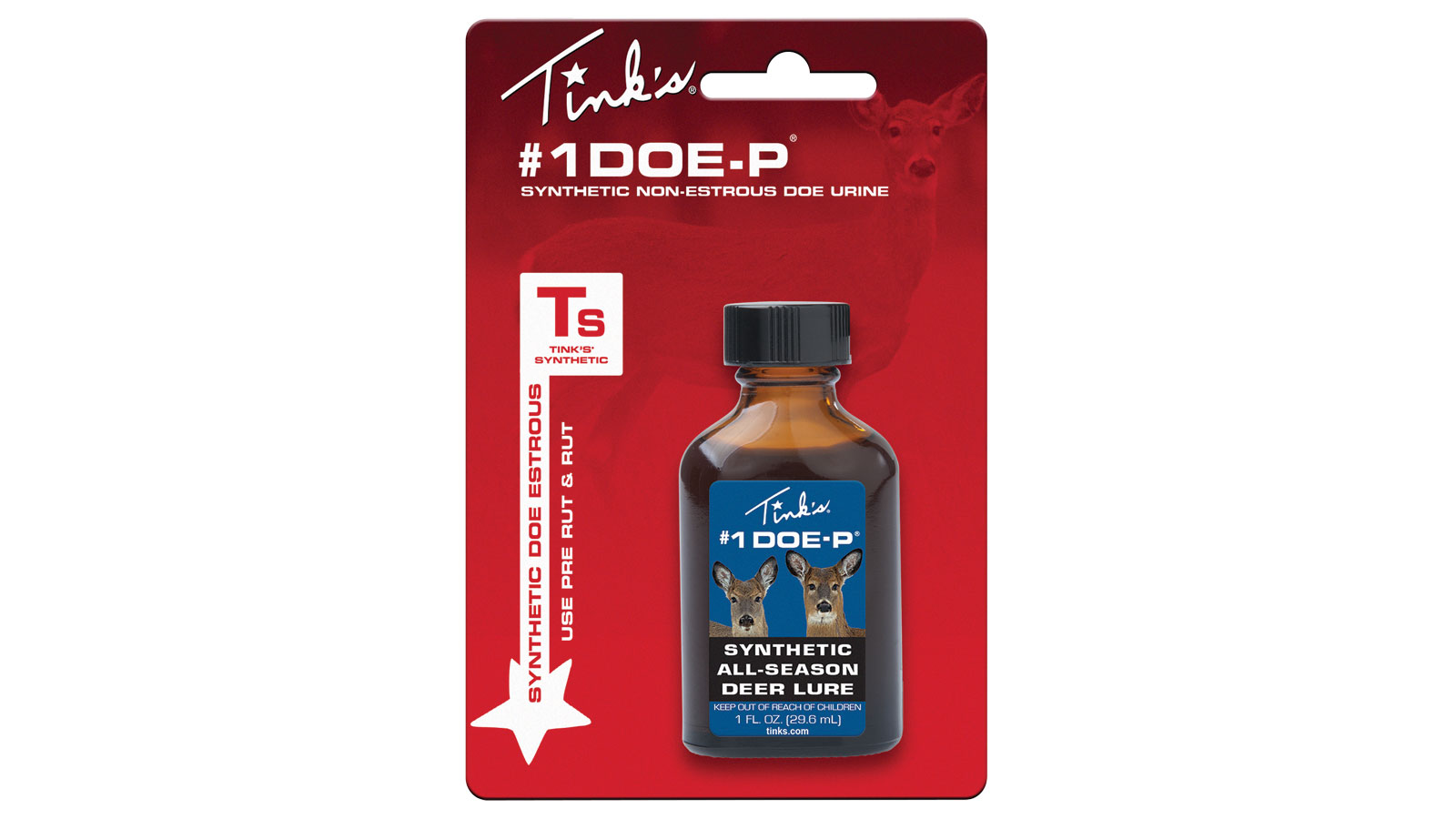 Tinks #1 DOE-P SYNTHETIC 1 OZ