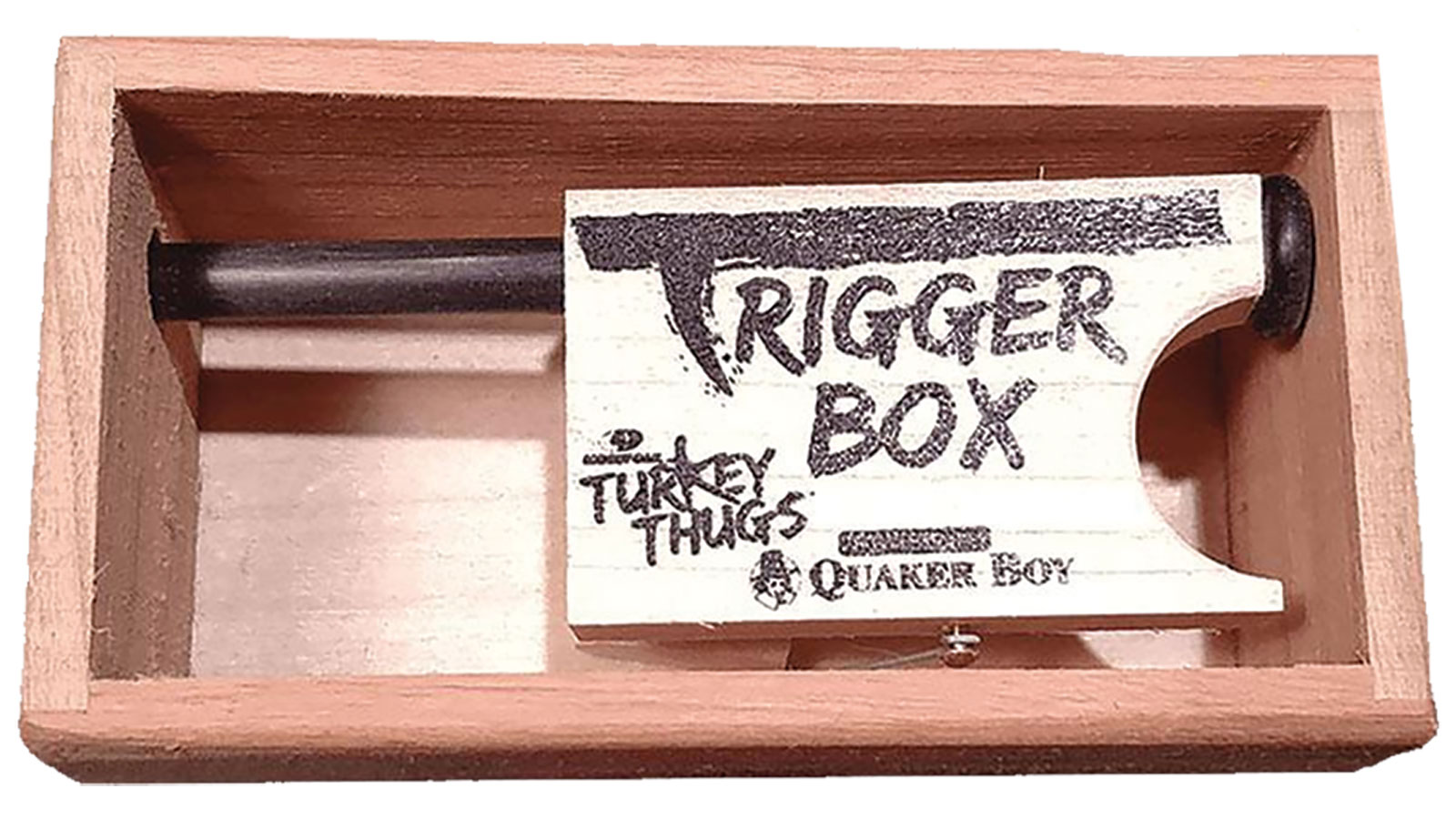 Quaker Boy THUG TRIGGER BOX