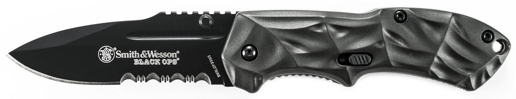 Schrade Black Ops 3 Sml Magic Assist Liner Lock
