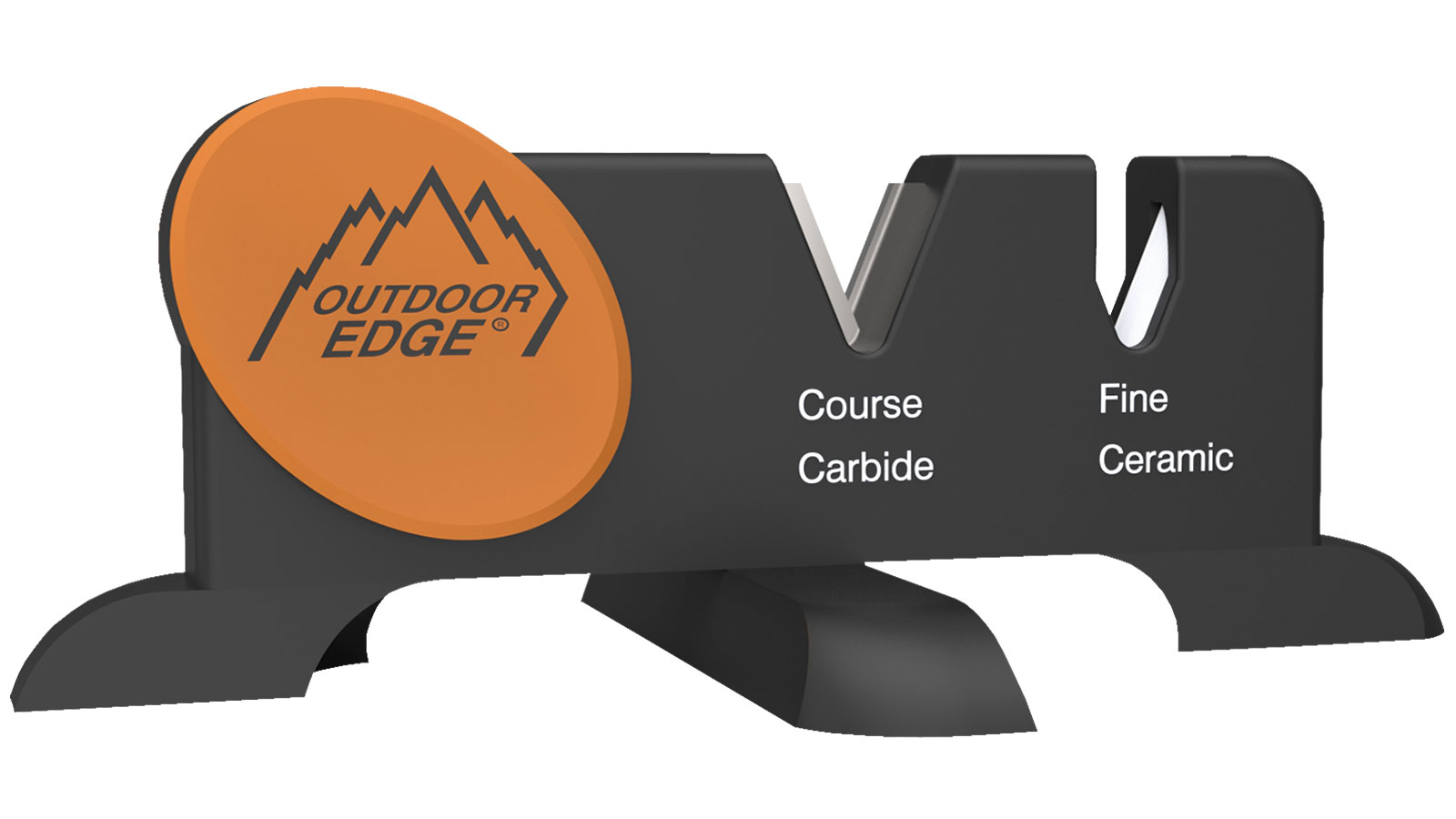 Outdoor Edge Sharp-X 2-Stage Knife Sharpener