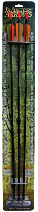 Barnett Outdoors 19007 JUNIOR Arrows 3-pack