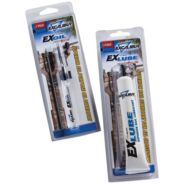 Excalibur EX-OIL Trigger and HARWARE Oil