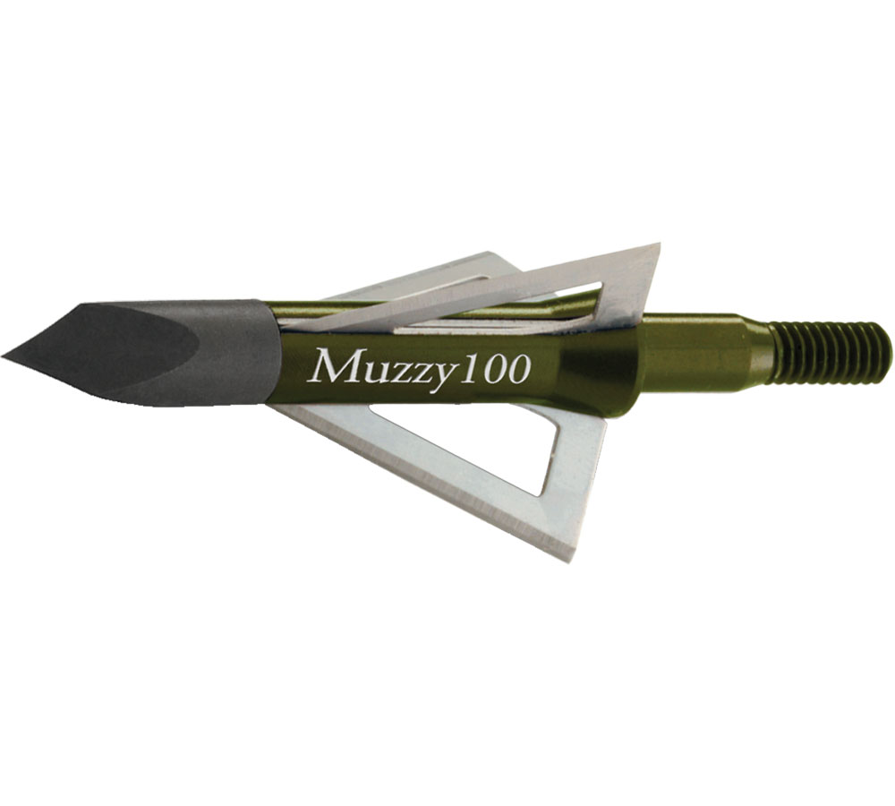 Muzzy 225-X Crossbow 3 Blade 100gr