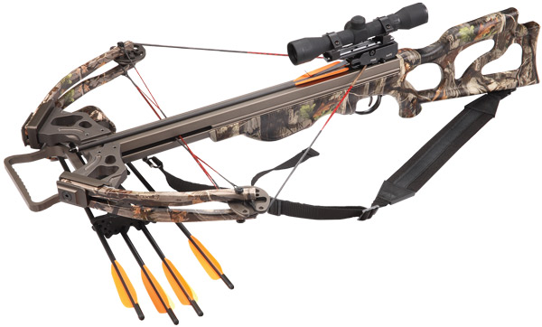 SA Sports Vendetta 200# Crossbow Package