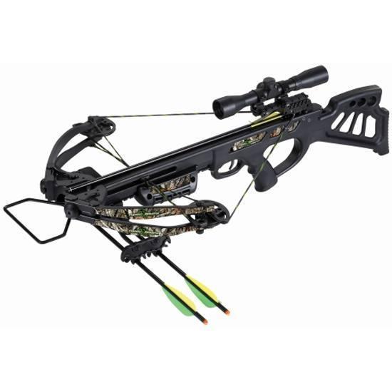 SA Sports EMPIRE DRAGON Crossbow 165LB PKG