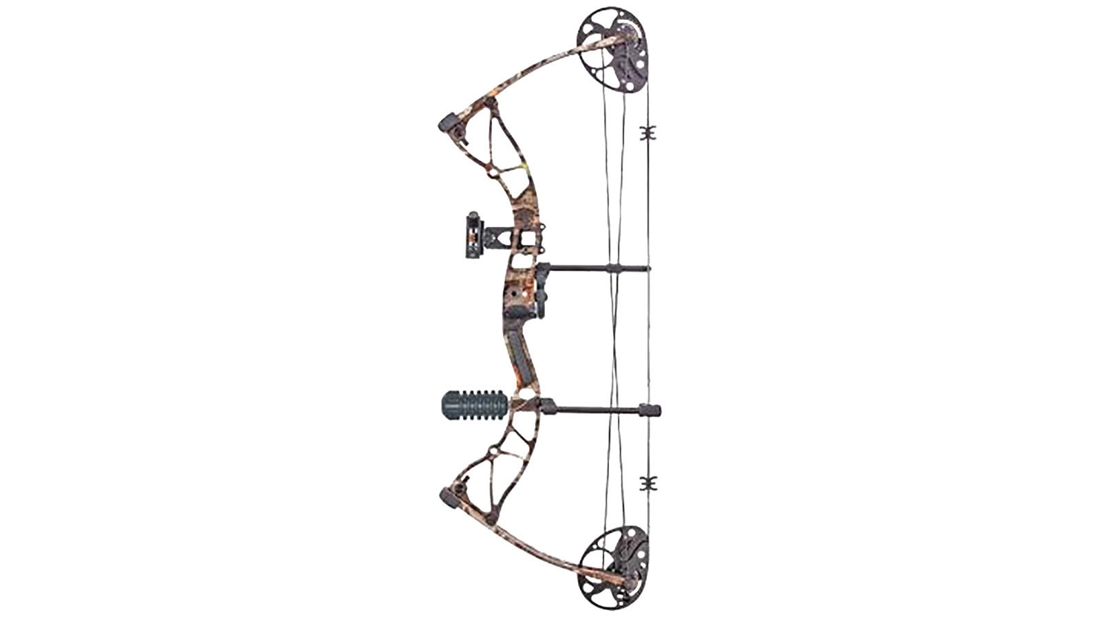 SA Sports Vulcan Compound Bow Package, 15-70-lb. Draw Weights