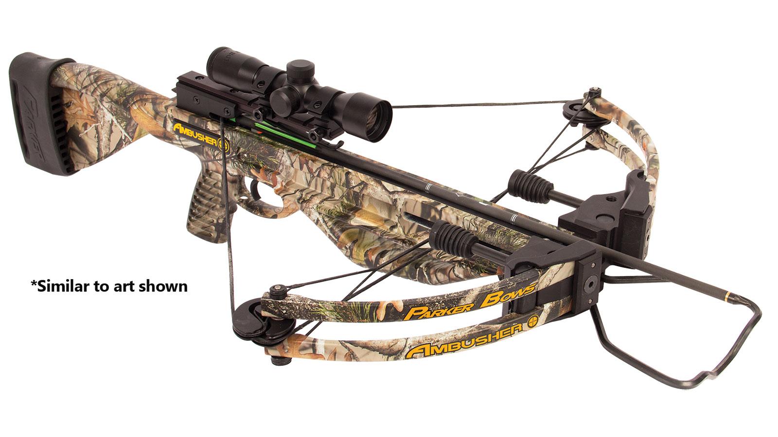 Parker Bows X310-IR Ambusher Crossbow