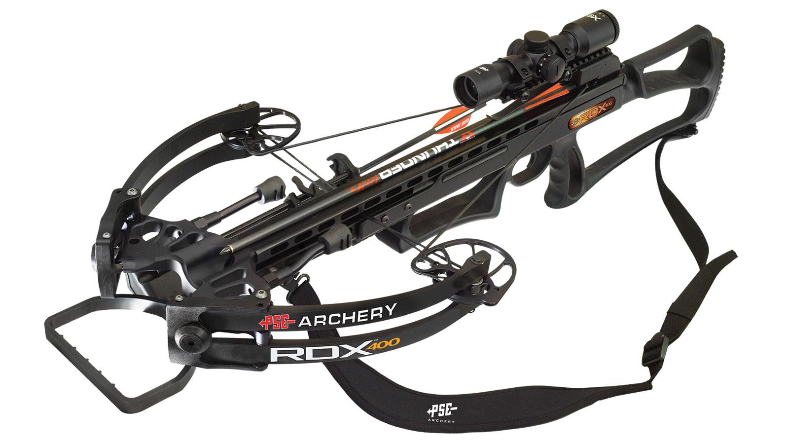 PSE Archery RDX 400 BK