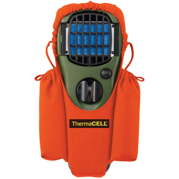 Thermacell Holster WITH CLIP Orange