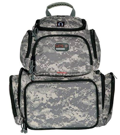 G-Outdoors Handgunner Backpack Dc