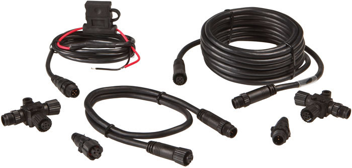 Lowrance Simple Nmea 2000 Network Starter Kit 000 - Boats|Motors|Marine Electronics, Marine Electronics And Radios at Academy Sports 000 (000-0124-69) - Boat...