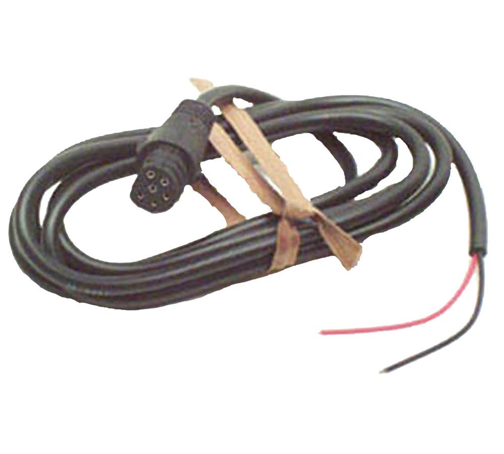Lowrance PC-24U 5M Power Cable f|Elite