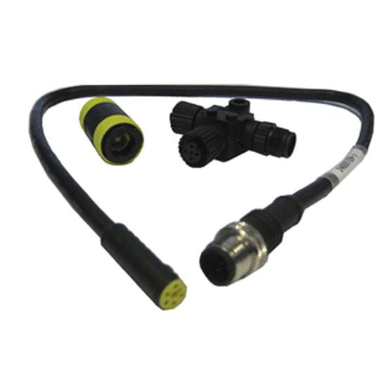 Lowrance SimNet To N2K Adapter Kit