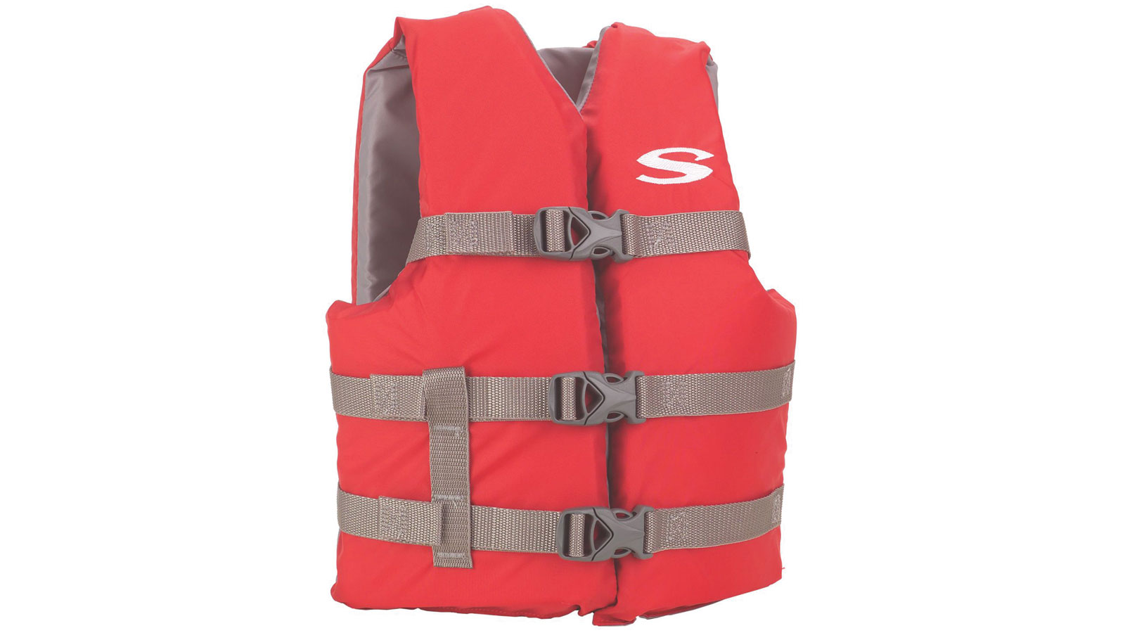 Stearns Boating Vest Youth Red