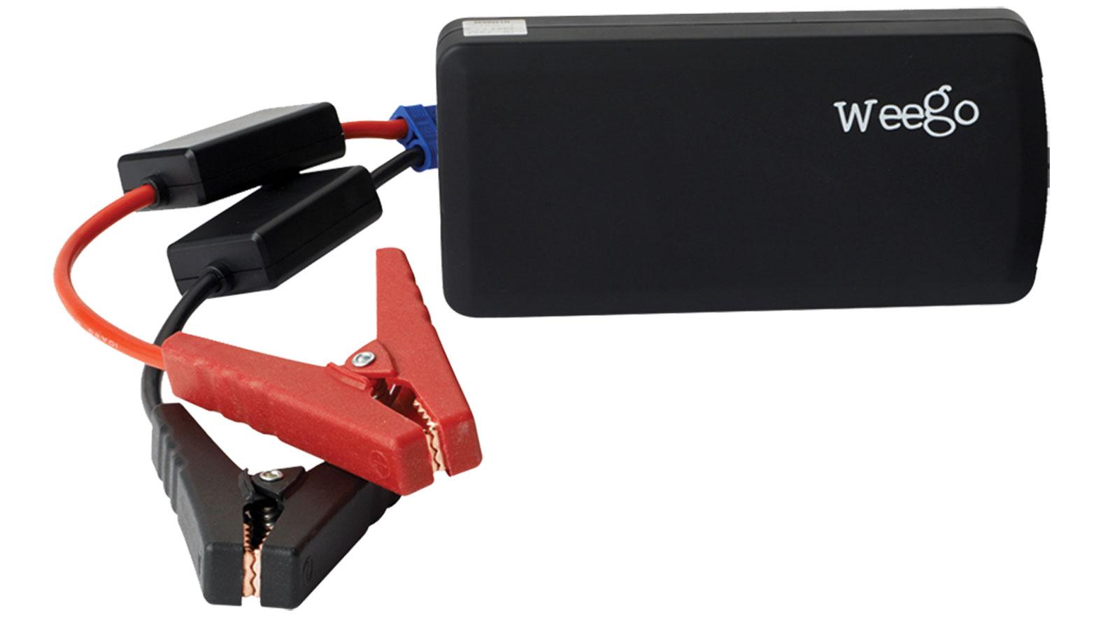 Weego JS12 Jump Starter Battery Plus Heavy Duty