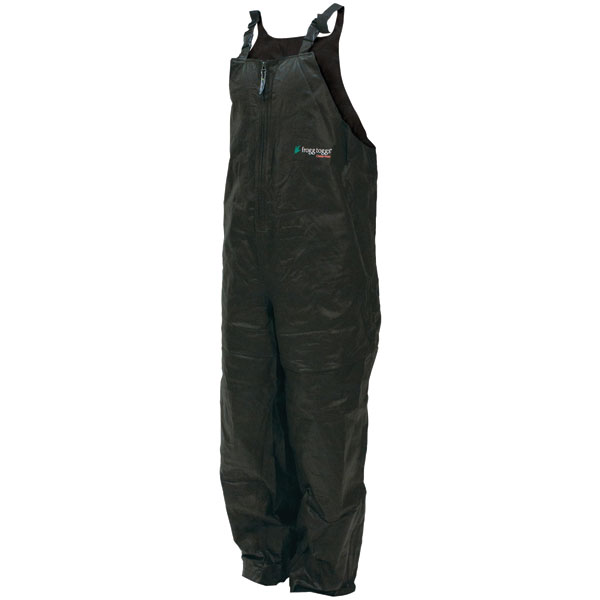 Frogg Toggs Men's Waterproof Pro Advantage Bibs
