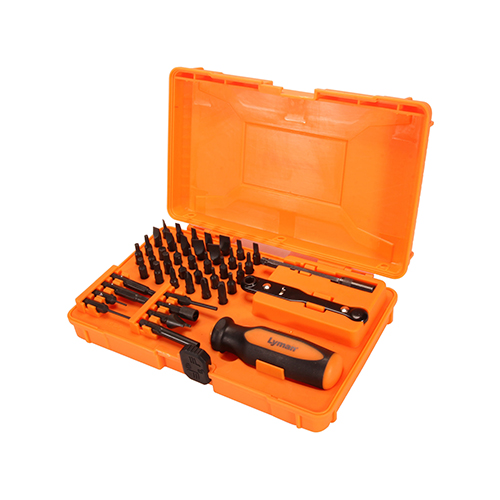 Lyman 7991360 Master Gunsmith Tool Kit 45 Piece