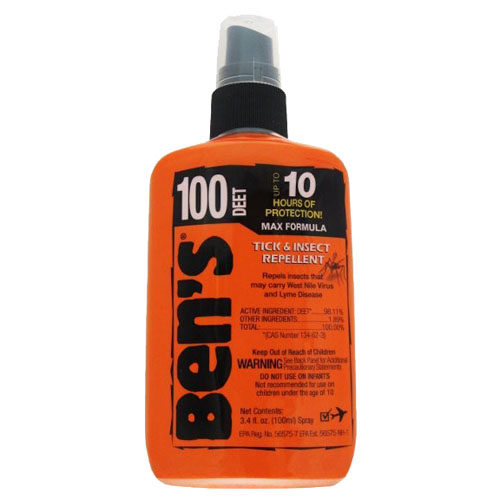 Adventure Medical Kits Amk Ben's 100 Insect Repellent 100% Deet 3.4oz Pump (carded)