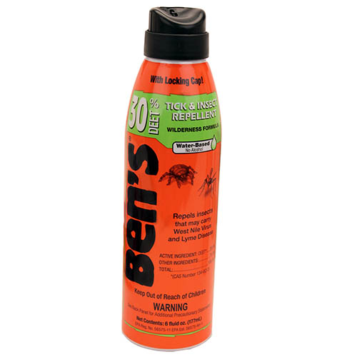 Adventure Medical Kits Amk Ben's 30 Insect Repellent 30% Deet 6oz Eco Spray