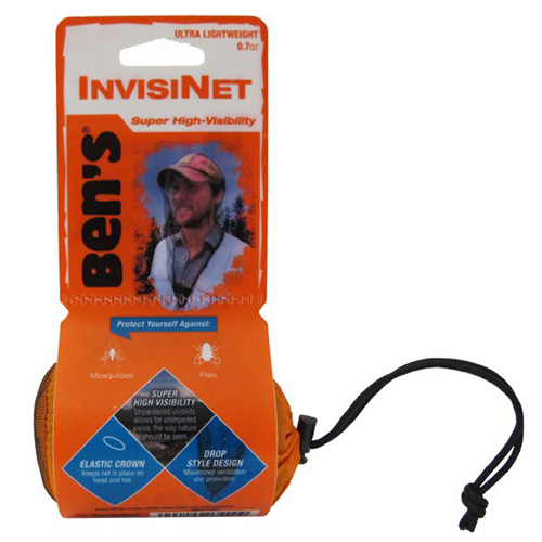 Ben's InvisiNet Mosquito Head Net - Camping Equipment, Repellents at Academy Sports