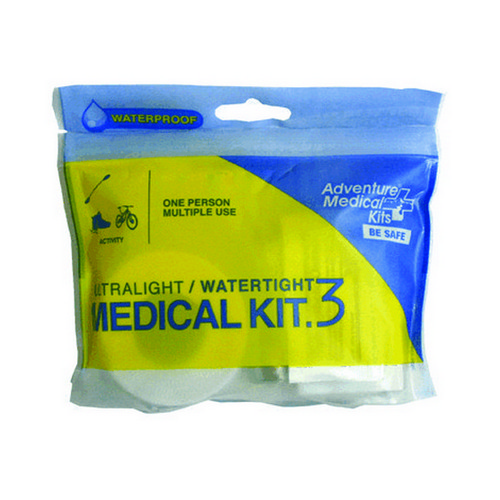 Tender Corporation Ultralight and Watertight 0.3 Medical Kit - Camping Equipment, First Aid at Academy Sports