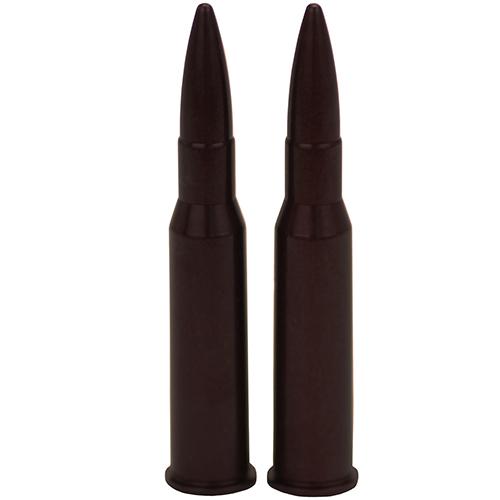 A-Zoom Rifle Metal Snap Caps 7.62x54 Russian (Per 2)