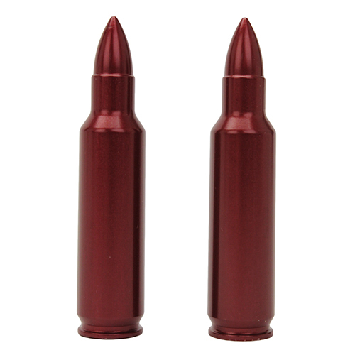 A-Zoom 12240 Rifle Metal Snap Caps 9.3x62mm Mauser, Per 2