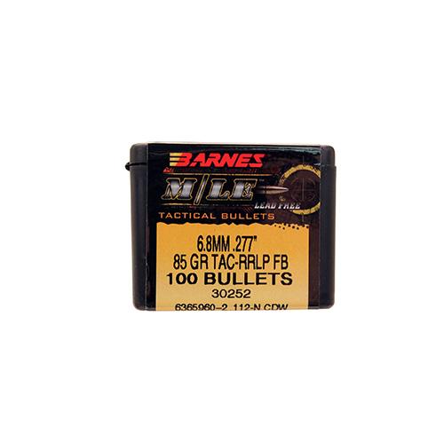 Barnes Bullets 27711 .277 85 RRLP FB 100